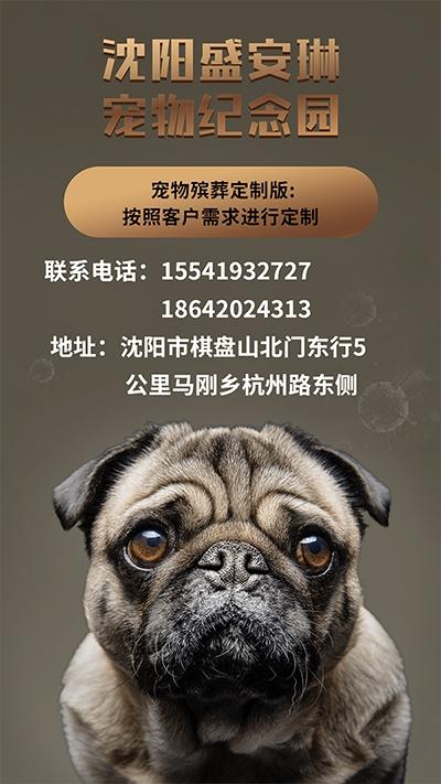 宠物安葬定制型